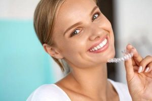 Clear Orthodontic Trays Celina TX Dr Rouse Open Late Dentistry and Orthodontics