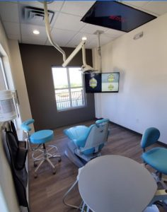Celina Dentist Treatment Room Texas Dr. Rouse