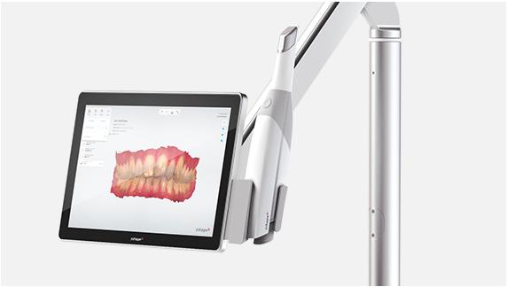3d Scanner Dr Rouse Open Late Dentistry And Orthodontics Celina Prosper Gunter Tx Png