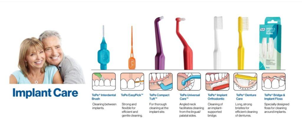 Caring For Dental Implants Dr Rouse Open Late Dentistry Prosper Celina Frisco Mckinney